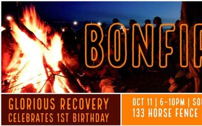 Glorious Recovery 1st Birthday!